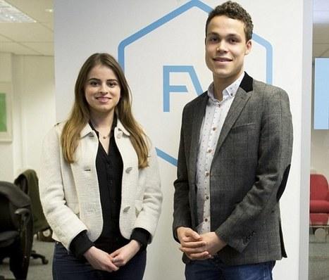 How young entrepreneurs can build business: We meet ExpoCart founders | Teenagers UK | Scoop.it
