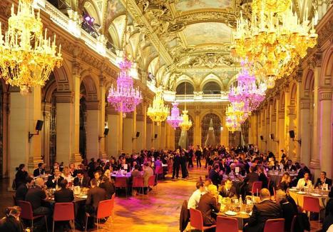 Decourcel et 1 Maillot pour la Vie s'unissent pour la 5ème fois à l'Hôtel de Ville de Paris | Les News du jour | Scoop.it