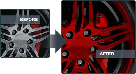 Why Replace Your Car Rims When You Can Repair Them | rim straightening | Scoop.it
