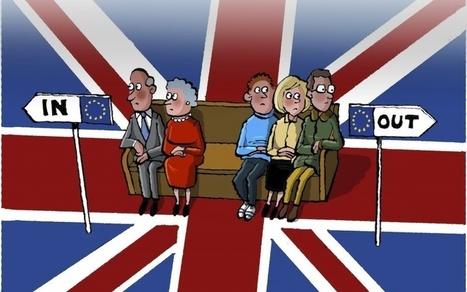 L'Angleterre quitte l'Union Européenne! | Teaandscones.overblog.com | CLEMI -  Des nouvelles des élèves | Scoop.it
