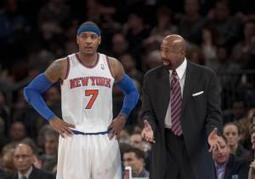Mike Woodson shows his leadership, has not lost Knicks locker room - New York Daily News   The Game Within   Scoop.it