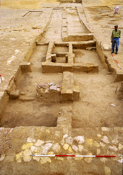 Photos: Amazing Discoveries at Egypt's Giza Pyramids - LiveScience.com | Ancient cities | Scoop.it