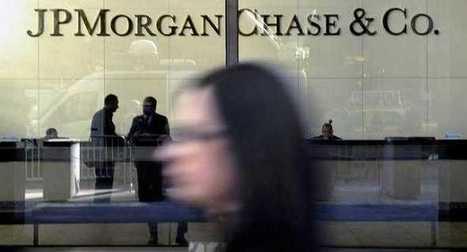 JPMorgan to Spend $9 Billion on Blockchain, Big Data and Robotics in 2016 - Blockchain News | Peer2Politics | Scoop.it
