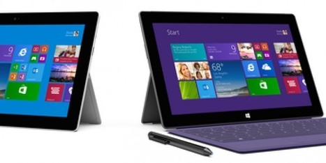 Surface Pro 2 tablet: Microsoft launches its new tablet series | Geeks9.com | Technology Updates | Scoop.it