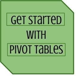 Pivot This: Summarize Google Forms Data | PLNs for ALL | Scoop.it