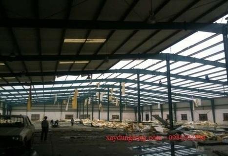 Sửa nhà kho cũ, nhà xưởng sản xuất, văn phòng tại Tp HCM | Sửa nhà hcm | xaydungnang | Scoop.it