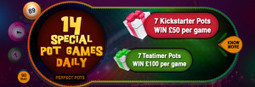 Play and Win Perfect Pot Games at Gone Bingo in January   UK Bingo Place   Scoop.it