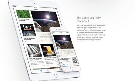 Apple angers news publishers over automatic inclusion in iOS 9 News app | RSS Circus : veille stratégique, intelligence économique, curation, publication, Web 2.0 | Scoop.it