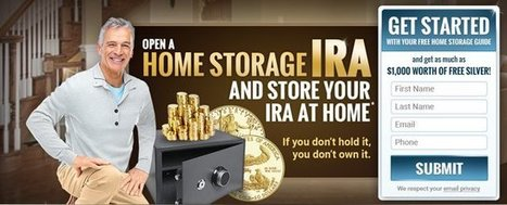 Home Storage IRA is Crucial to Your Retirement - Learn Why | Home Storage Gold IRA | Scoop.it