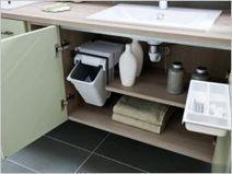 Des rangements malins pour la salle de bains | Decoration Mydesign | Scoop.it