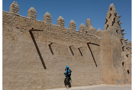 Timbuktu recovers its mausoleums, risen from ruins | Art Daily | Kiosque du monde : Afrique | Scoop.it