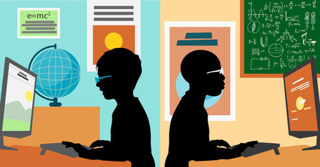 Digital tools redefine learning and are essential in today's classroom   seepn   Scoop.it