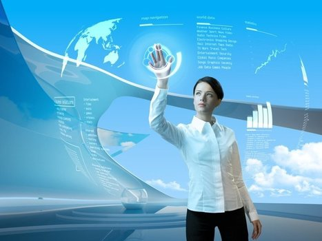 The Scary and Amazing Future of Work | Financial Market eCommerce | Scoop.it