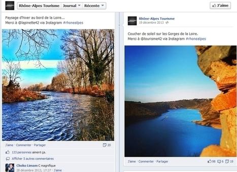 Le réseau des webmasters et community managers du tourisme institutionnel en Rhône-Alpes « Etourisme.info | Aw3some Pr0ducts | Scoop.it