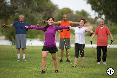 How Baby Boomers Get Fit - ScoopSanDiego.com   Boomers   Scoop.it