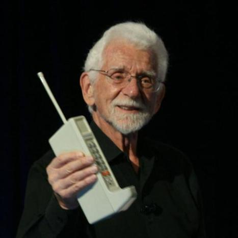 First Mobile Phone Call Was Placed Exactly 40 Years Ago | Real Estate Plus+ Daily News | Scoop.it