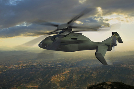 Sikorsky, Boeing to submit X2-based JMR TD proposal  - Joint Multi-Role - Technology Demonstrator | U.S. Army's benefits | Scoop.it