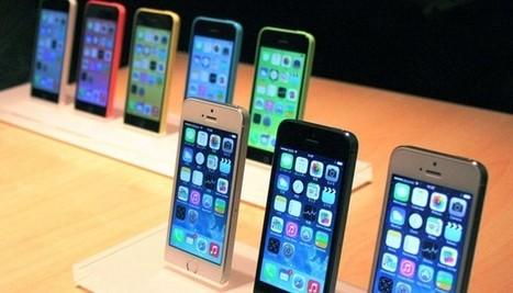 iPhone 5S d'Apple : un vrai concentré d'innovations, la preuve par 7 - Le Nouvel Observateur | location-visionconference | Scoop.it