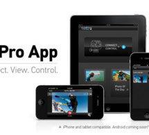 La Go Pro peut enfin embarquer un écran avec Go Pro App | Développement, domotique, électronique et geekerie | Scoop.it