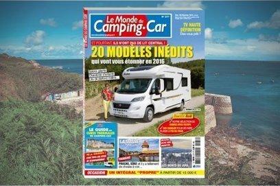 20 camping-cars aux agencements inédits, dans Le Monde du ... - Le Monde du Camping-Car | Camping-Suisse.info | Scoop.it