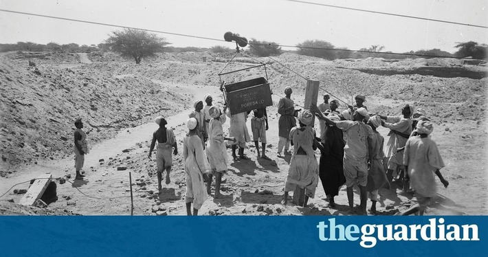 Sands of time: ancient Egypt excavated in the 1910s – in pictures | The Guardian | Afrique | Scoop.it