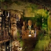 Dick Cheney Vice Presidential Library Opens In Pitch-Dark, Sulfurous Underground Cave   Construction news updates   Scoop.it