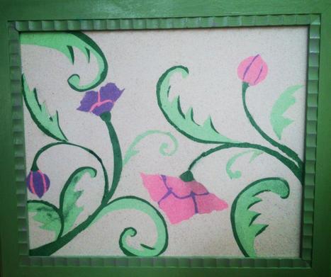 Cuadro de arenas | Mano a Mano con Cari | artes decorativas | Scoop.it