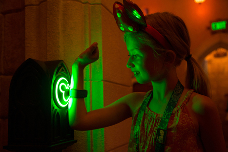 Disney's $1 Billion Bet on a Magical Wristband | UXploration | Scoop.it