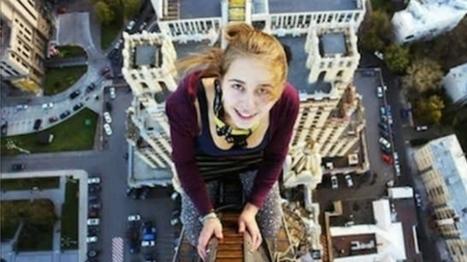 10 Selfies Taken Moments Before Death | Strange days indeed... | Scoop.it