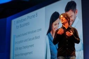 Avec Windows Phone 8 Microsoft réunit enfin mobile et fixe   Silicon   CyberNews - actu Web   Scoop.it