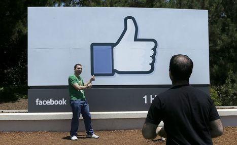 Facebook se rapproche du milliard et demi d'utilisateurs | Actualité des médias sociaux | Scoop.it