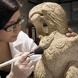 Extraordinary Roman sculpture found by archaeologists in London... | Archaeology News | Scoop.it