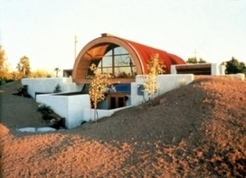 Efficient Earth-Sheltered Homes | Innovation in Construction Archive | Scoop.it