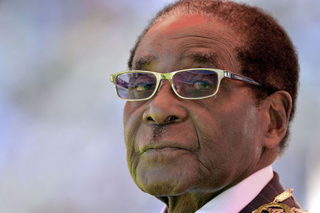 Zimbabwe Corruption Drive Highlights Mugabe Succession Race | NGOs in Human Rights, Peace and Development | Scoop.it
