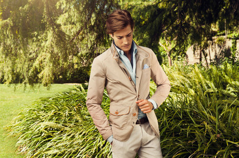 Massimo Dutti Men's Lookbook of May: Punctual to his Appointment with the Elegance ~ Men Chic- Men's Fashion and Lifestyle Online Magazine | Men Chic | Scoop.it
