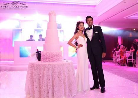 Wedding Cakes London   Sweet Hollywood   Sweet Hollywood   Scoop.it