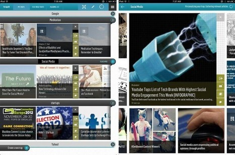 BufferApp announces new integrations for iOS clients | Business in a Social Media World | Scoop.it