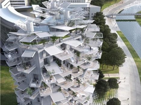 Montpellier s'offre une folie architecturale signée Fujimoto | Déco & tendances contemporaines | Scoop.it