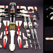 How To Build the Best Lego X-Wing Ever   Strange days indeed...   Scoop.it
