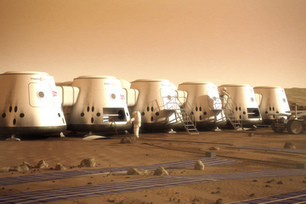 Mars Colony Project Signs Deal to Study Spacesuits, Life Support | The NewSpace Daily | Scoop.it