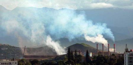 Le coup de gueule de Jean Lèques contre la SLN -Eramet | Pollutions minières | Scoop.it
