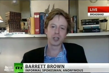 The persecution of Barrett Brown - and how to fight it | Internet Vigilantism and Activism | Scoop.it