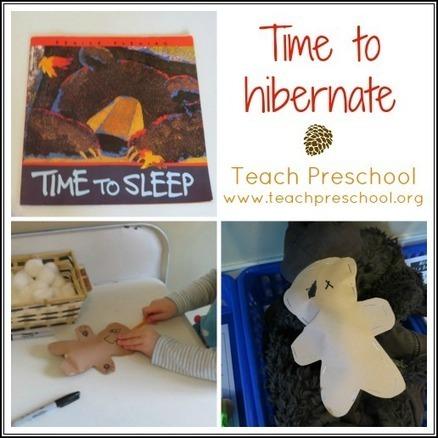 Time to hibernate | Teach Preschool | Teach Preschool | Scoop.it
