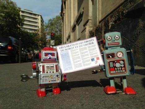 Les Inrocks - Pourquoi les robots auront bientôt des droits | Le Buzz numérique 78 | Scoop.it