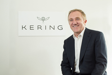 PPR Rebrands as Kering, Paying Homage to its Roots and Mission | Corporate Identity | Scoop.it