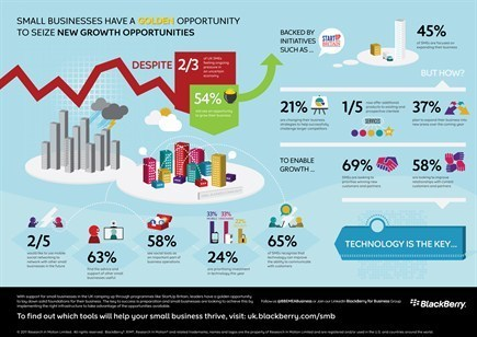 INFOGRAPHIC: Small businesses have a golden opportunity to seize growth | Smarta | MARKETING & BUSINESS HIGHLIGHTS (bilingual) | Scoop.it