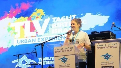 Birthright celebrates its 500,000th participant | Jewish Education Around the World | Scoop.it