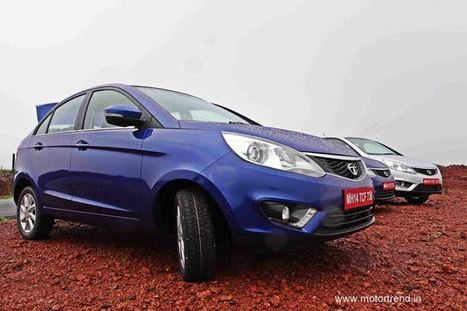 Tata Zest variants in detail | Cars in India 2014 | Scoop.it