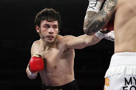 Julio Cesar Chavez Jr has been offered a contract by Top Rank | busness | Scoop.it