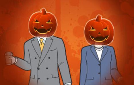 Halloween Costumes for Entrepreneurs (Infographic) | Social Media | Scoop.it